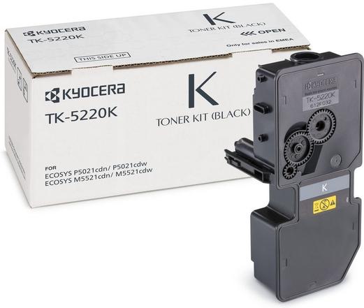 Тонер-картридж Kyocera Mita TK-5220K