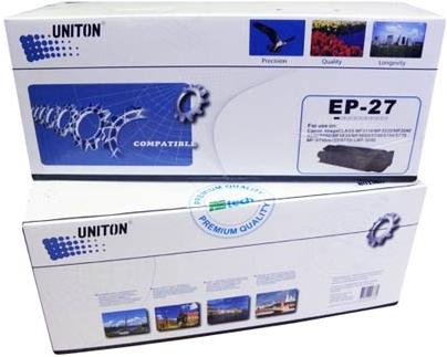 Картридж совместимый UNITON Premium EP-27 черный для CANON