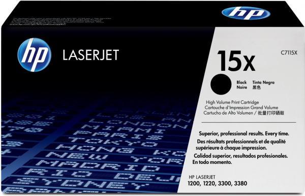 Картридж HP C7115X/Q2624X совместимый NV Print