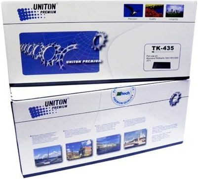 Картридж совместимый Uniton Eco TK-435 для Kyocera