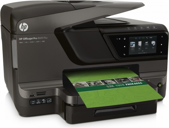 МФУ HP OfficeJet Pro 8600 plus e-AiO