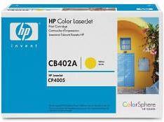 Картридж HP CB402A желтый совместимый Compatible