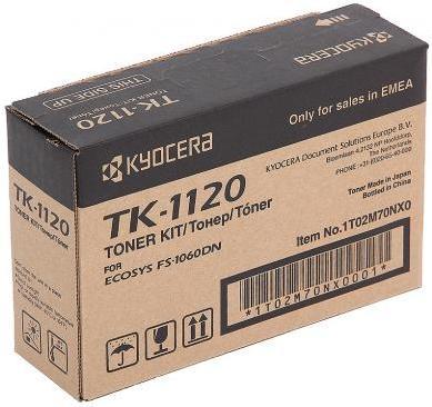 Картридж Kyocera TK-1120 оригинальный