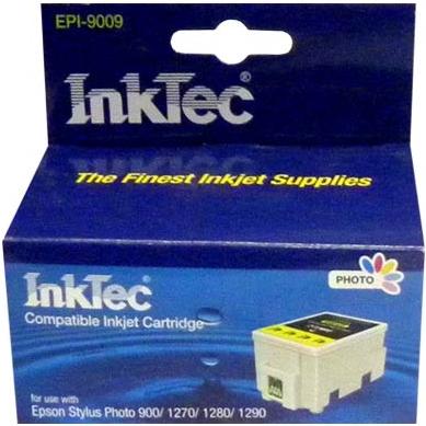 Картридж совместимый InkTec T009 цветной для Epson