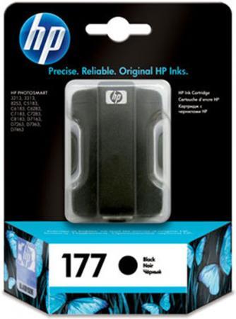 Картридж HP C8721HE черный оригинальный