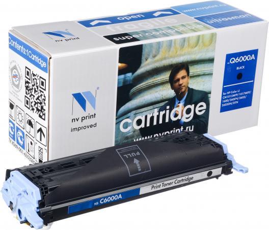 Картридж совместимый NV Print Q6000A черный для HP