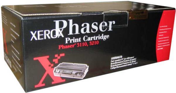 Тонер-картридж XEROX 109R00639 оригинальный
