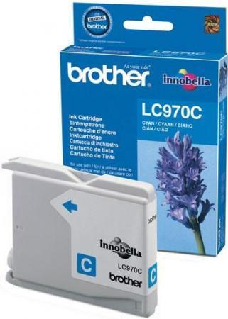 Картридж Brother LC970C голубой оригинальный