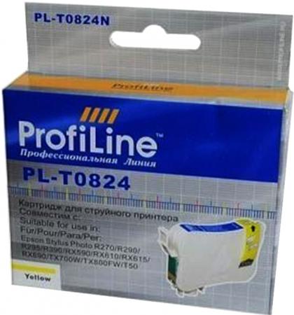 Картридж совместимый ProfiLine 0824 для Epson желтый
