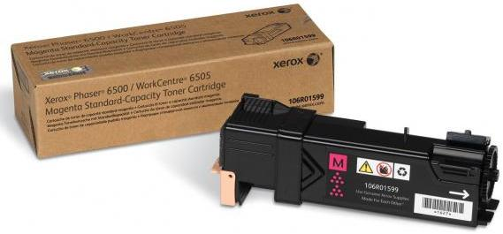 Картридж XEROX 106R01599 пурпурный оригинальный