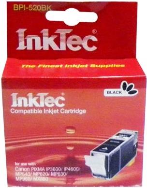 Картридж совместимый PGI-520BK черный для CANON