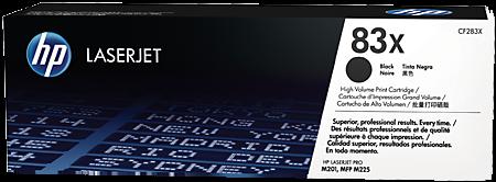 Тонер-картридж HP CF283X оригинальный