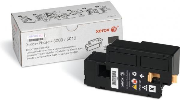 Картридж XEROX 106R01634 черный оригинальный