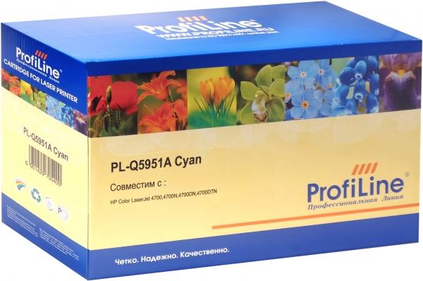Картридж совместимый ProfiLine PL-Q5951A для HP
