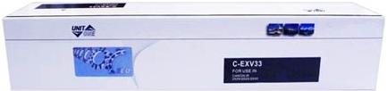 Картридж совместимый UNITON Eco C-EXV33 для Canon