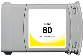 Картридж HP C4848A желтый оригинальный