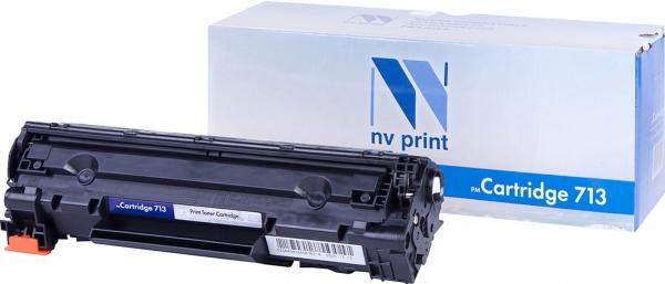 Картридж совместимый NVPrint 713 для Canon