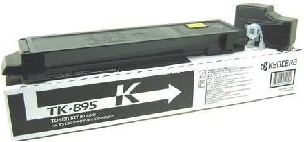 Картридж Kyocera TK-895K черный оригинальный
