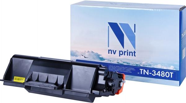 Картридж совместимый NVPrint TN-3480T для Brother