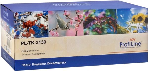 Тонер-кит совместимый ProfiLine TK-3130 для Kyocera