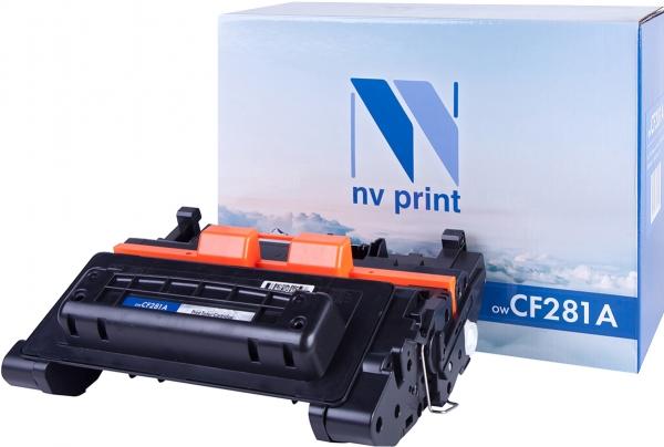 Картридж совместимый NVPrint CF281A для HP