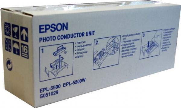 Фотокондуктор EPSON S051029 оригинальный для EPL 5500/5500