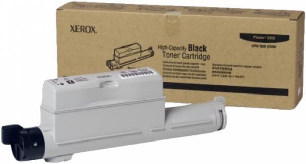 Картридж XEROX 106R01300 черный оригинальный