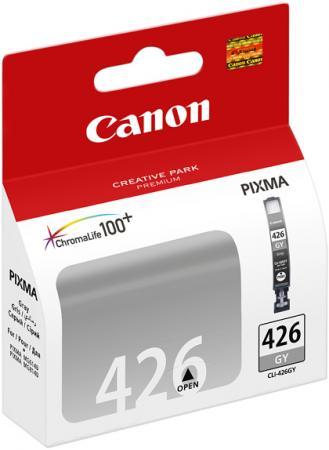 Картридж CANON CLI-426GY серый оригинальный