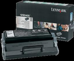 Картридж Lexmark 12S0400 черный оригинал