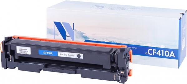 Картридж совместимый NVPrint CF410A для HP черный