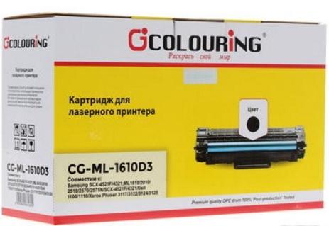 Картридж совместимый Colouring ML-1610D3 для Samsung, DELL и Xerox Phaser
