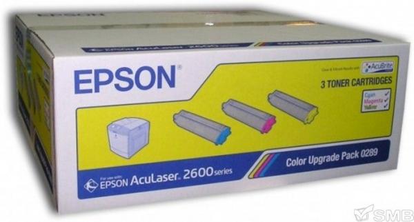 Набор картриджей EPSON C13S050289 оригинальный