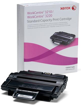 Картридж Xerox 106R01485 черный оригинальный