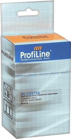 Картридж совместимый ProfiLine C6615A для HP