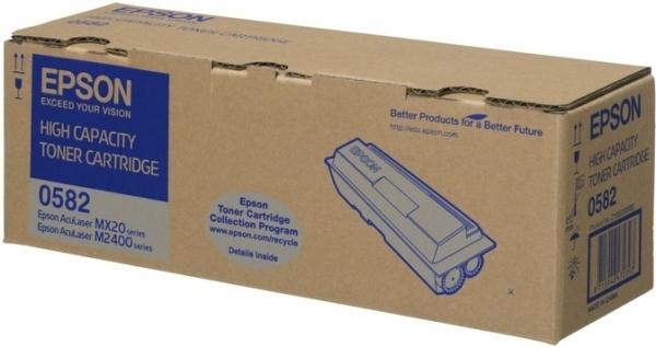 Картридж Epson C13S050582 оригинальный