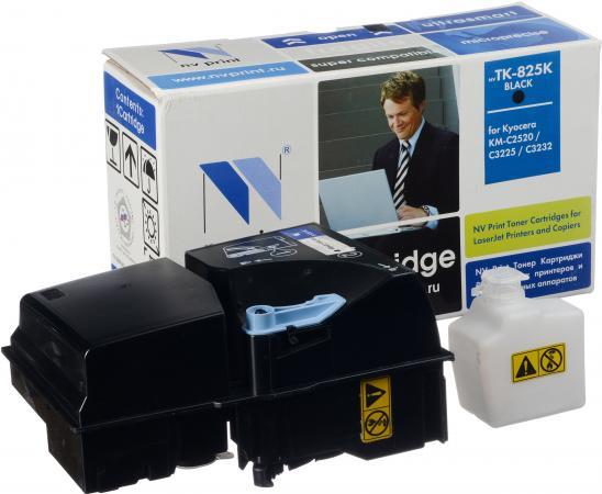 Тонер-картридж Kyocera TK-825K черный совместимый NV Print