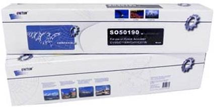 Картридж совместимый UNITON Premium S050190 черный для Epson
