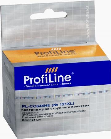 Картридж совместимый ProfiLine CC644HE №121XL для HP Сolor