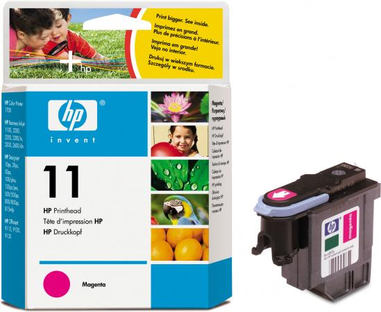 Картридж HP C4812A пурпурный оригинальный