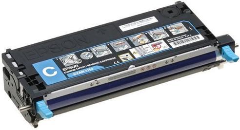 Картридж C13T653200 EPSON для Stylus Pro 4900 голубой оригинальный