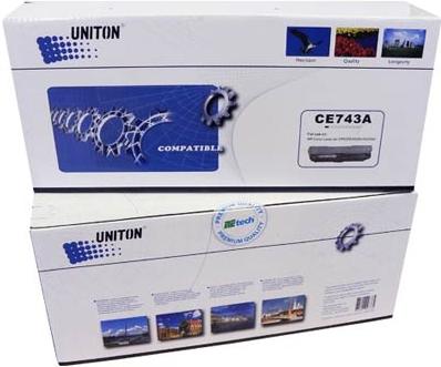 Картридж совместимый UNITON Premium CE743A (307A) красный для HP
