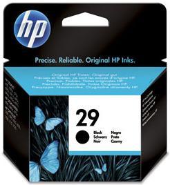 Картридж HP 51629AE черный оригинальный