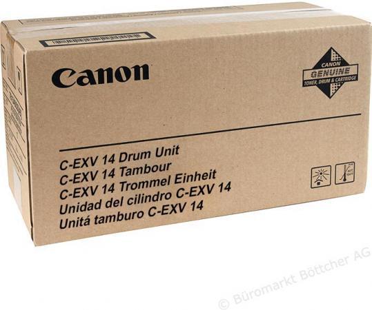 Картридж Canon C-EXV14 DU оригинальный
