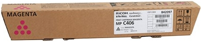 Тонер-картридж MPC406 для Ricoh пурпурный