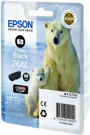 Картридж EPSON C13T26314010 черный оригинальный