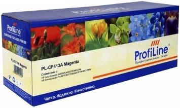 Картридж совместимый ProfiLine CF413A пурпурный для HP