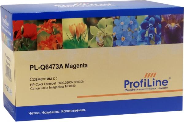 Картридж совместимый ProfiLine Q6473A/711 Magenta для HP
