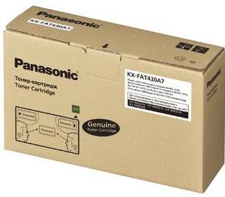 Тонер-картридж KX-FAT430A для Panasonic