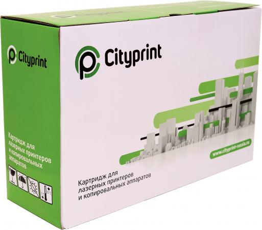 Картридж совместимый Cityprint CE390A для HP