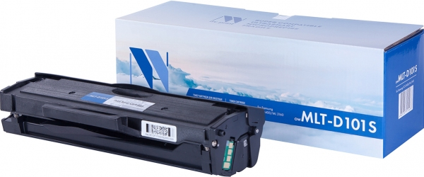 Картридж совместимый NV-Print MLT-D101S для Samsung